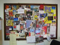 work notice board